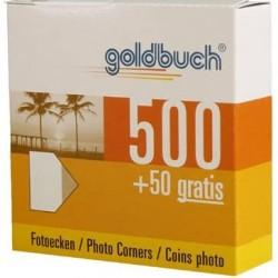 GOLDBUCH GOL-83094 photo corners 500 pcs